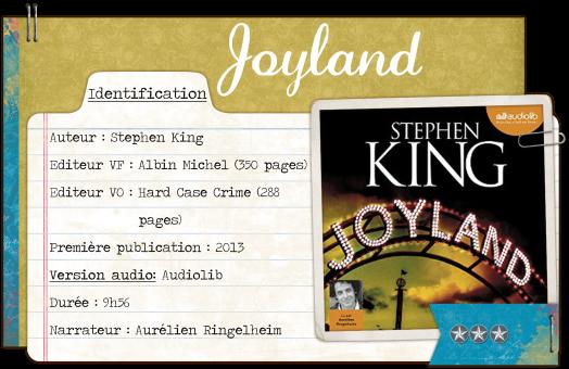 Joyland Blog