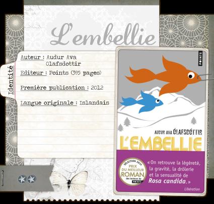 Embellie blog