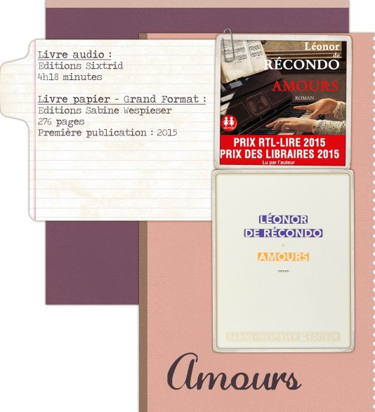 Amours blog